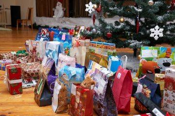 Акция «Миллионы Нужных подарков» в Осиповической вспомогательной школе