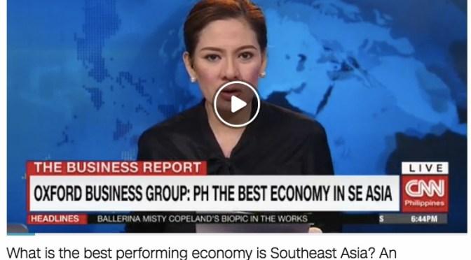 東南アジアで経済が発展しているのはフィリピン