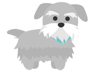 犬の無料素材2