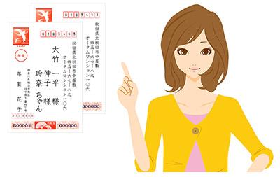 年賀状の宛名が無料で印刷できちゃう簡単便利ソフト