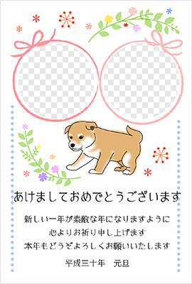 きれいな色使いとリアルなかわいい犬