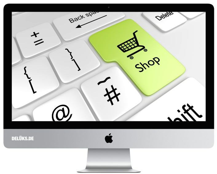 Online Shop eröffnen - Erstellung in 24h
