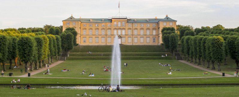 Frederiksberg Have – Det Grønne Knæ