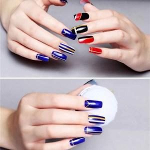 Herramientas para decoración de uñas