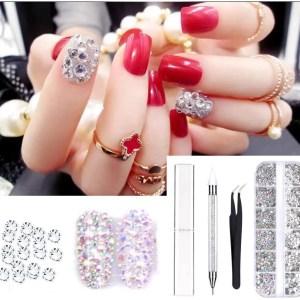 Cristales para uñas