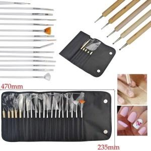 accesorios para decoracion de uñas