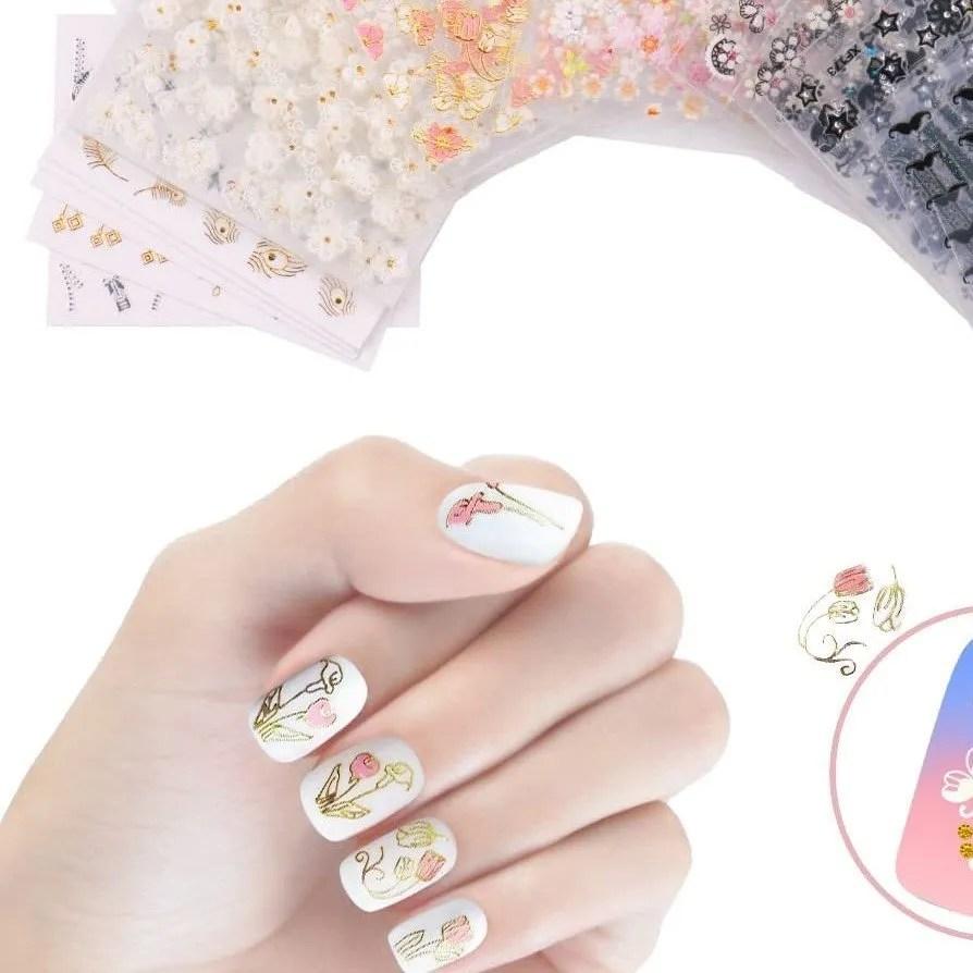 diseños de uñas nuevos modelos