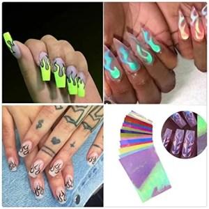 tipos y estilos de decoraciones de uñas