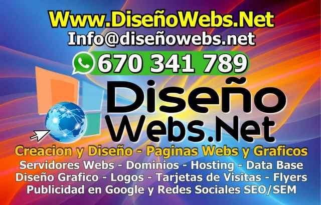 Diseño Webs