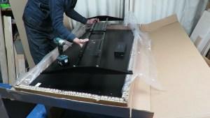 FLEXISPOT電動式デスクの天板 (6)