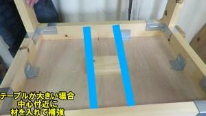 2021 1 28 【DIY入門】キックバック防止の作業台を作る (74)