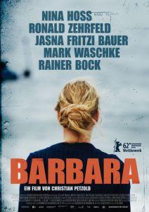 """Barbara"" – Open-Air-Kino im Café Hier & Jetzt @ Café Hier & Jetzt"