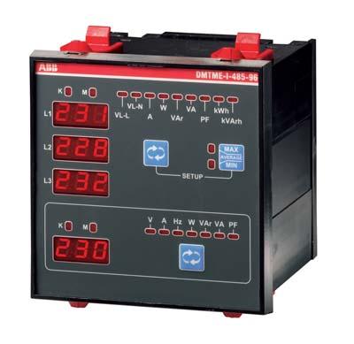 Мультиметр DMTME-I-485-96