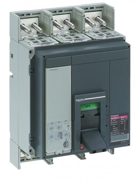 Выключатель NS800 N 3p + MicroLogic 5.0