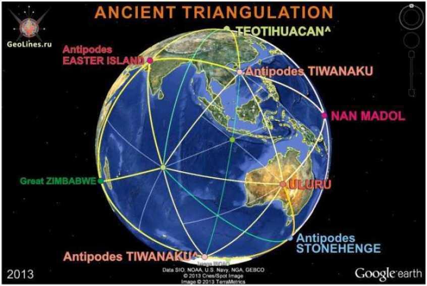 TRIANGLULATION 12m