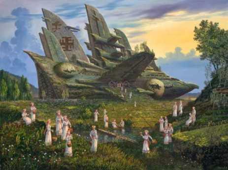 славянские космонавты