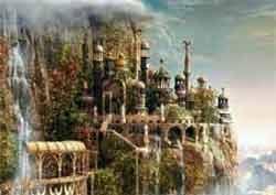 Платон об Атлантиде: храмы и дворцы отличались небывалым великолепием