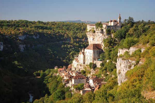 Le village Rocamadour