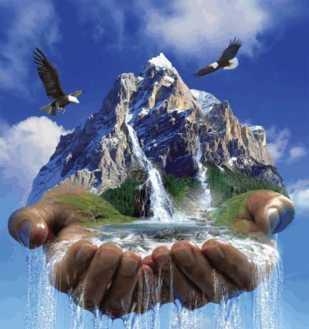 фото живая вода