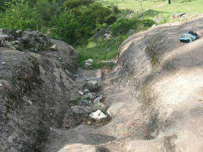 древняя калия дороги