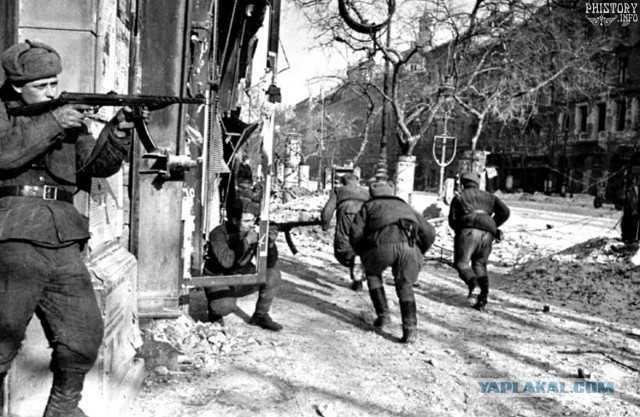 Будапештская наступательная операция