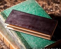 コードバン通しマチ長財布