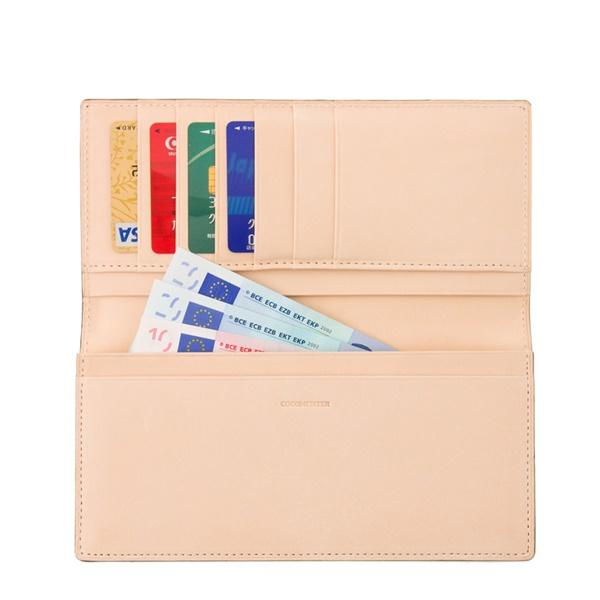コードバン長財布