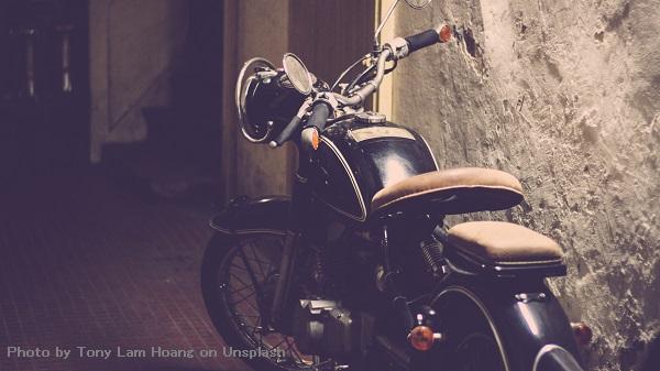 中古バイクのチェックポイント