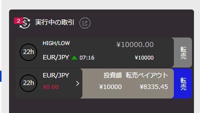 ザオプション/the option