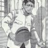 ゴールデンカムイ第98話薩摩隼人の感想(ネタバレを含む)と考察。初登場の鯉登少尉に本物かどうか試される鈴川。鈴川と杉元の運命は……?