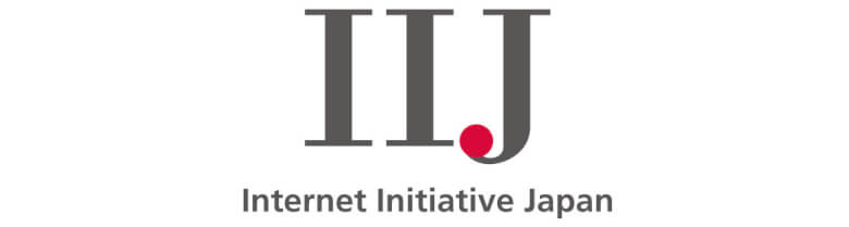 IIJのロゴ