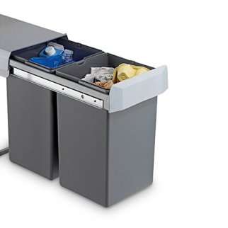 Einbau Abfallsammler Double Boy 30 DT