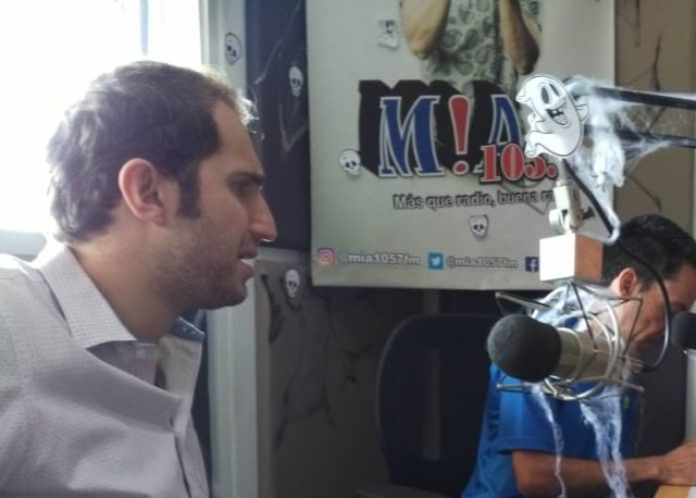 Bombeo de agua de La Mariposa para Altos Mirandinos está detenido