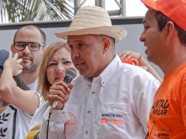 Manolo Blanco: Redes de Voluntad Popular serán el eje reconstructor del tejido social de Venezuela