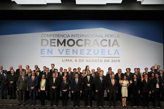 Embajador de Guaidó dice que el «caos» en Venezuela se llama Nicolás Maduro