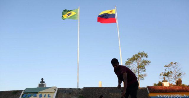 Brasil prohibió el ingreso de funcionarios del régimen de Nicolás Maduro