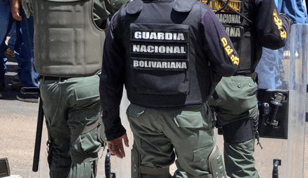Detenidos ocho funcionarios de la GNB por fuga de presos en Los Teques