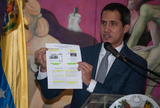 Presidente Guaidó articuló esfuerzos con más de 1500 dirigentes y activistas de todos los estados del país