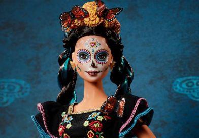 Lanzan Barbie de 'Día de muertos' para conmemorar la celebración mexicana