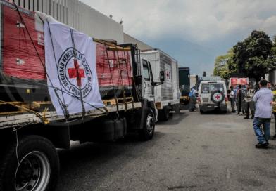 Ayuda humanitaria reduce desabastecimiento en salas de emergencia de Venezuela