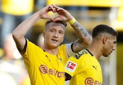 Borussia Dortmund 4-0 Bayer Leverkusen