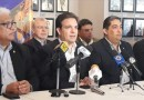 Ricardo Cussano: Sector empresarial funciona al 15% de la capacidad instalada