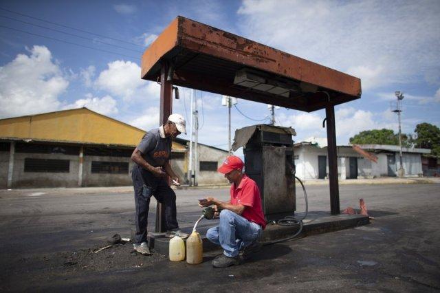 La falta de combustible afecta la asistencia de las ONG en Venezuela