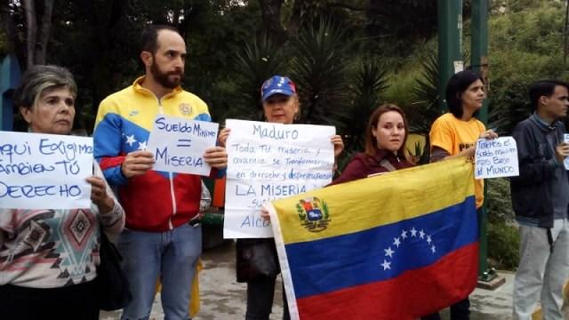 Guaicaipuro se sumará a la gran protesta nacional del 16 de noviembre