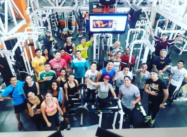 "Con ""8vo Encuentro Mirandino de Fisiculturismo"" Carol´s Gym celebra su 25 aniversario"