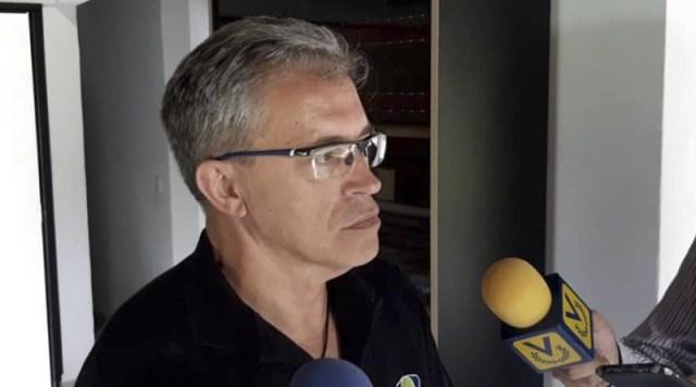"""Alcalde Josy Fernández: """"Seguimos asumiendo la negligencia de Hidrocapital"""""""