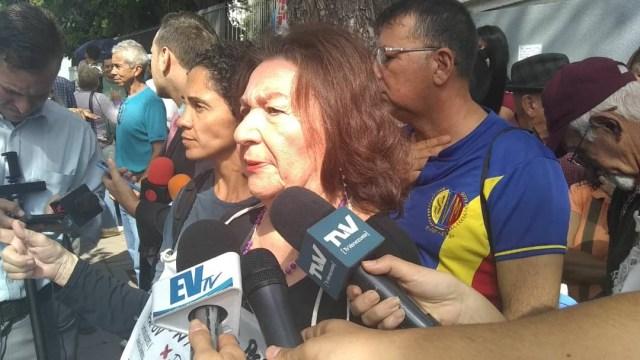 Docentes venezolanos dipuestos a llamar a huelga general para exigir salarios dignos