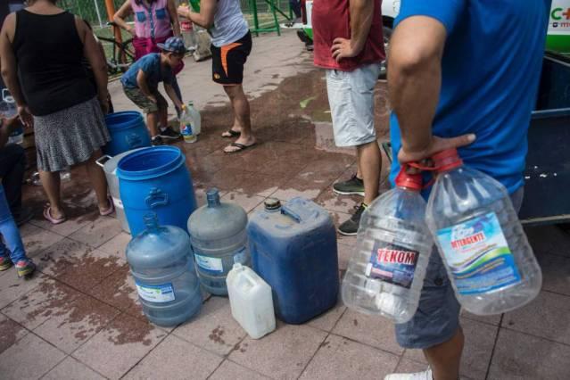 Amenazan con ola de protestas en Los Teques tras cumplir más de 30 días sin agua