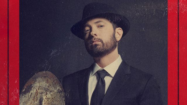 Eminem lanza por sorpresa su nuevo álbum 'Music to be Murdered by'