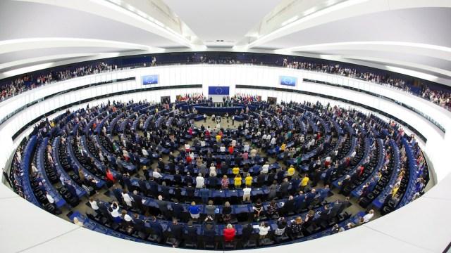 Parlamento Europeo ratificó con más de 450 votos su apoyo a Juan Guaidó